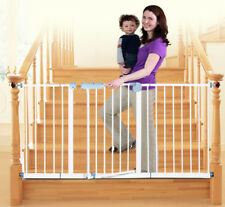 Adjusted Baby Pet Child Safety Stair Door Barrier Gate Extension Gift for Kids