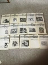 der windhund freund Set Of 31 Issues Starting August 1963 l'ami du levrier Dogs