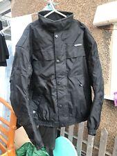 Nitro Mens Motorcycle Jacket, Large