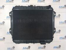 New Radiator engine cooling for DAIHATSU 61761 Nissens Top Quality