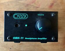 CREEK OBH-11 HEADPHONE AMPLIFIER W/O Power Supply