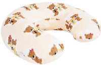 LUXURY BABY FEEDING PILLOW+REMOVABLE COVER NEWBORN NURSING MATERNITY Family Bear