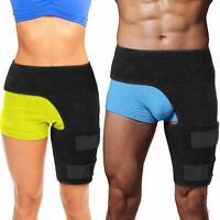 New Adjustable Belt Hip Sciatica Nerve Pain Relief Groin Wrap Brace Rib Support