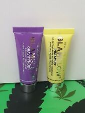 Sealed GLAMGLOW duo: NSTAMUD 60 Seconds 7ml & GRAVITYMUD firming treatment 7 ml