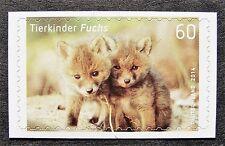 """3053 ** aus FB 36 skl. - """"Tierkinder: Fuchs und Igel"""" - 3053 ist Fuchs - 2014"""
