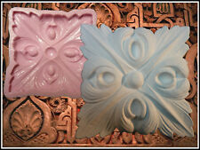 Dekor Stuck Verzierung Silikonform Ornament Relief Deckenverzierung Mold(36)