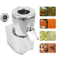 220V Electric Meat Grinder Food Veg Fruit Processor Blender Chopper Mincer 550W