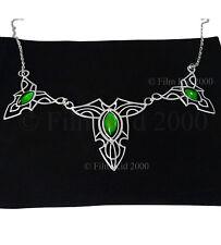 ROYAL Elven Leaf SPILLA COLLANA SPECIAL EDITION Hobbit LOTR Il Signore degli Anelli
