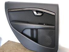 Volvo V70/XC70 Mk3 Half Leather Rear Door Card Cloth/Left/Passenger Side/N S R