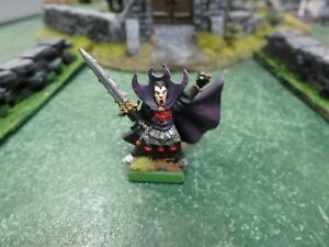 Warhammer Fantasy VAMPIRE COUNT LORD Painted Undead Army Games Workshop Citadel