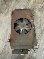 Land Rover Series 2 Smiths Heater Untested