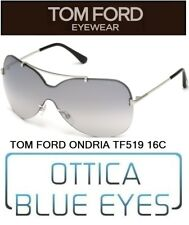 TOM FORD MASK ONDRIA TF 0519 16C Sunglasses солнцезащитные очки Made Italy FT