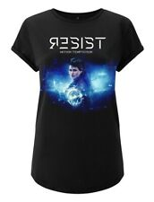Within Temptation 'Resist Orb' Womens Fitted T-Shirt - NEW & OFFICIAL