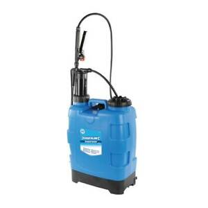 Silverline 20L Garden Backpack Sprayer for Water/Herbicide/Pesticide Spraying