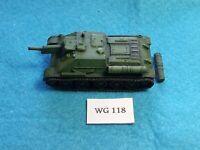 Wargames - 20mm WWII Russian SU122 - Metal WG118
