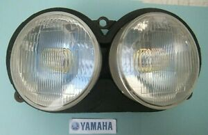 YAMAHA TDM 850 TDM850 3VD HEADLIGHT HEAD LIGHT UNIT WITH FOAM INSERT 1991 - 1999