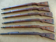 Original WWII German K98 Mauser stock 98k Complete