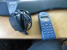 Philips Savvy - Blue (Orange Locked) Mobile Phone