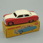 Dinky 170 Ford Fordor Sedan  Red & Cream High Line Very Near Mint Boxed Rare