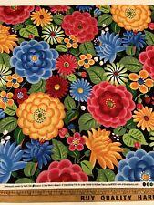 NEW Fabric : Celebracion By Kathy Hall - Museum Of New Mexican Folk Art, 3 Yd Pc