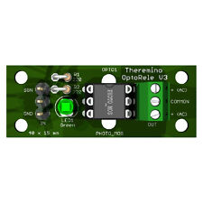 "Theremino OptoRelay V3  ""A photo relay coupled MOSFET"""