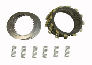 Complete Clutch Kit w/ Discs Plates & Springs 2002-2018 Yamaha YZ250