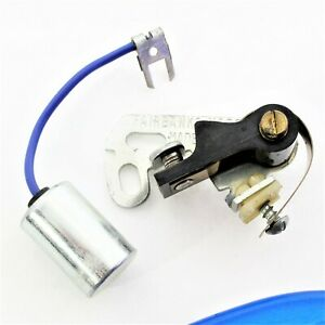 Points Condenser Kit replaces YQ16 YQ-16 Wisconsin fit S10D S12D S14D engine D31