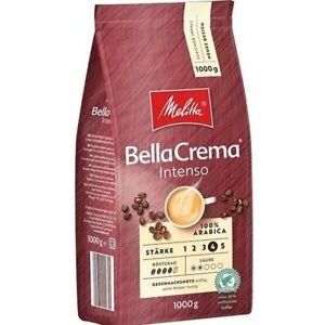 Melitta® BellaCrema® Intenso Coffee Beans, 1kg