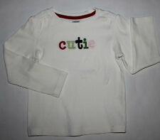 NWT Gymboree Pups And Kisses Cutie Top Girl's Size 5T