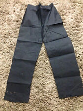 DARK Blu Impermeabile Pants Medium 33in Gamba 023 NUOVO di zecca
