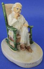Sebastian Miniature SML-315 Mark Twain Rocking Chair No Label or Mark