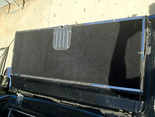 1955 1956 1957 Chevy Nomad Inner Tailgate Trim w/cover MadMooks Reproduction