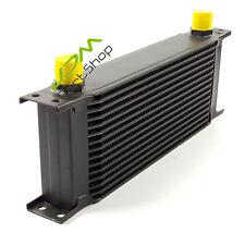 15Row AN10 Aluminum Oil Cooler Engine Transmission For Subaru Impreza WRX STi BK