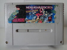 SNES Jeu-Ninja Warriors The New génération (PAL) (Module) 10631737 Super Ninten