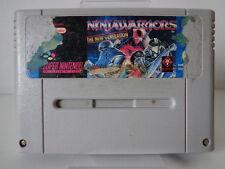 SNES Spiel - Ninja Warriors The new Generation (PAL) (Modul) 10631737