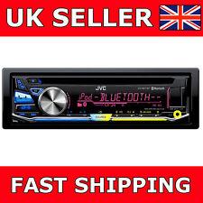 JVC KD-R971BT CD MP3 Bluetooth Streaming Car Stereo USB AuxIn iPod iPhone Player