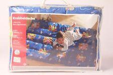 Tapis D'Éveil Couverture de Jeux Jeu Ourson Bébé 100x135 cm 100% Coton