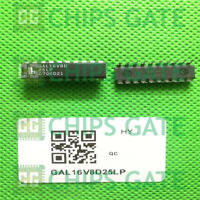 3PCS LATTICE GAL16V8D25LP DIP-20 IC-CMOS PLD