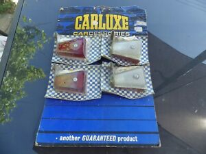 CARLUXE CARDED PARKING LIGHT FOR CLASSIC CARS SHOP DISPLAY RARE CORTINA VIVA ECT