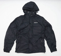 Peter Storm Mens Size XS Black Lightweight Raincoat