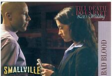 Smallville Season 2 Till Death Do Us Part Chase Card DP-2