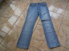 J2103 Wrangler Arizona Jeans W32 L34 Mittelblau Gut