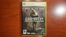 1594 Xbox 360 Call of Duty 4 Modern Warfare PAL