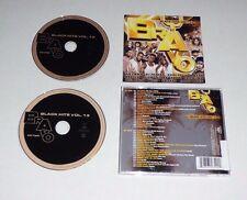 2CDs  Bravo Black Hits Vol.13  Die Firma, Nelly, Akon u.a.  40.Tracks  2005  146