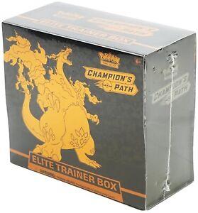 2 x Pokemon Champions Path Elite Trainer Box (ETB)