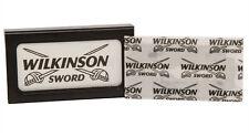 Wilkinson Sword Double Edge Shaving Razor Blade Barber Blades 20 Pack 100 Blades