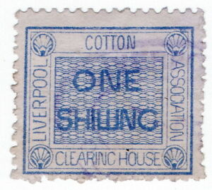 (I.B) Liverpool Cotton Association : Fee 1/-