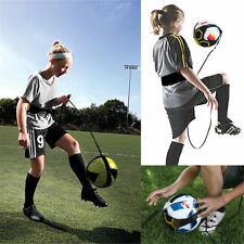NEW Kick Solo Soccer Football Trainer Training Aid Practice Tool For Kids Adult