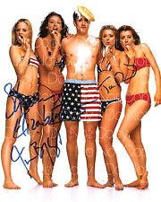 American Pie signed Biggs Reid Elizabeth 8X10 photo picture poster autograph RP