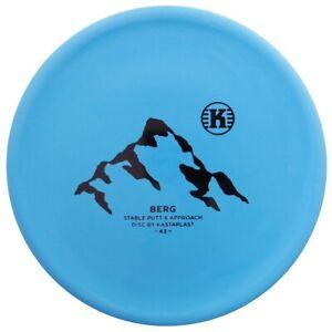 NEW Kastaplast Disc Golf K3 Line Berg **Choose Weight/Color**